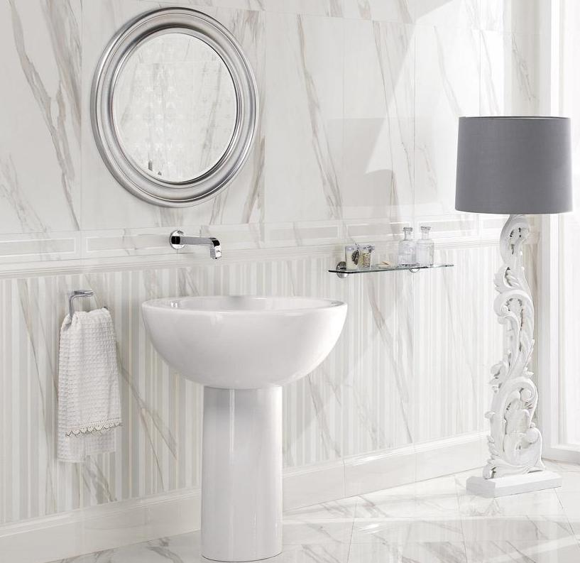 Design rivestimenti bagno finto legno galleria foto - Finto mosaico bagno ...